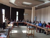 Координационен съвет на Националната платформа Обединени за ученето на възрастни Велинград