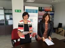 """Подписване на Рамково споразумение между НЗП и Националното издателство за образование и наука """"Аз-буки"""""""